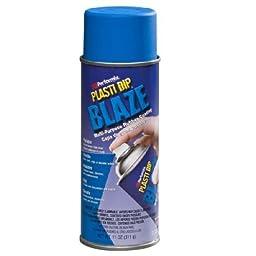 Performix 11219-6PK Plasti Dip Blaze Blue Multi-Purpose Rubber Coating Aerosol - 11 oz., (Pack of 6)