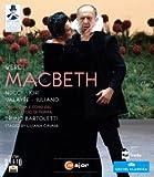 ヴェルディ:歌劇≪マクベス≫ [Blu-ray]