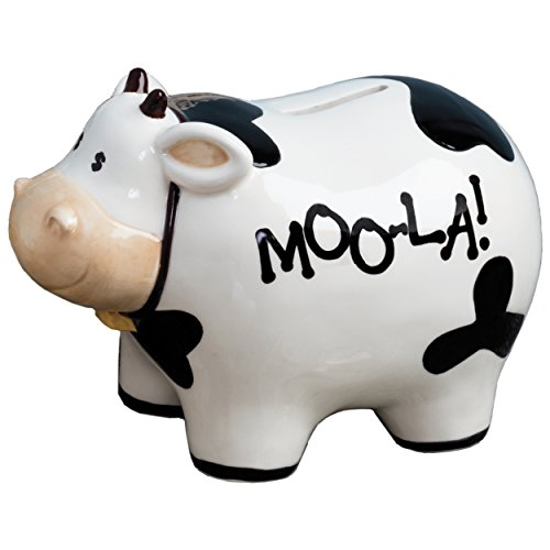 Prinz Our Adventure Cow Bank - Coin Cow Bank