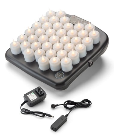 Hollowick's Nexis Rechargeable Candle System