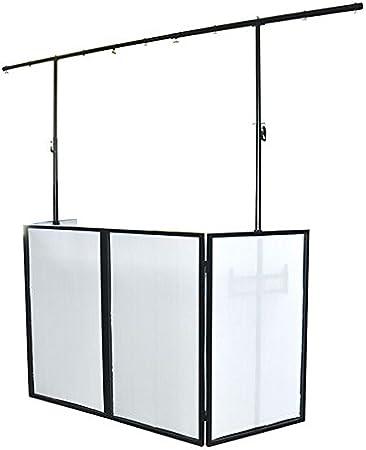 Cañamazo Novopro tela blanca 700 mm x 1200 mm excímero cañamazo Velcro pantalla Panel: Amazon.es: Instrumentos musicales