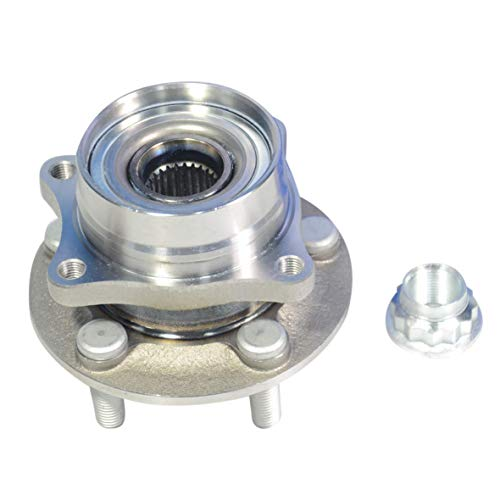 (GSP 694265 Axle Bearing and Hub Assembly - Left or Right Front (Driver or Passenger Side))