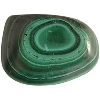Chrysalis Stone Malachite: Tumbled Malachite