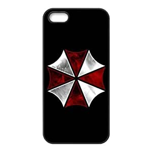 ebaykey Custombox Design Films Movies Umbrella Corporation X Movie for iPhone 5 5S Best Durable Silicone Cover Case For Fans