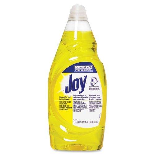 Wholesale CASE of 20 - Procter & Gamble Lemon Scent Joy Dish Washing Soap-Joy Dish Soap, Lemon Scent, 38 Oz by PAG