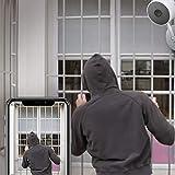 LARKKEY 1080p WiFi Home Smart Camera, Indoor 2.4G