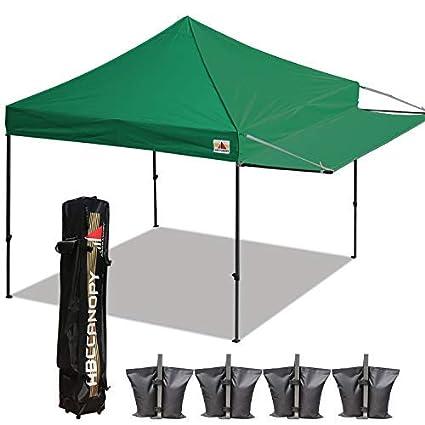 Amazon.com: ABCCANOPY - Toldo para tienda de campaña de 10 x ...