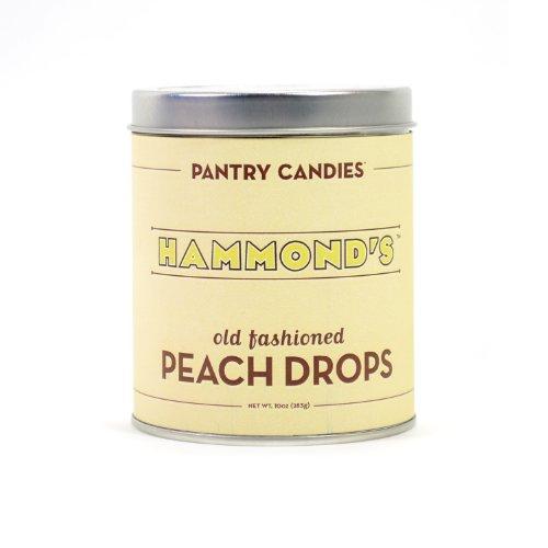 Hammond's Candies Old Fashion Peach - Drops Fashion Old