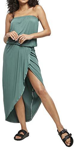 Urban Classics Ladies Viscose Bandeau Dress dames jurk
