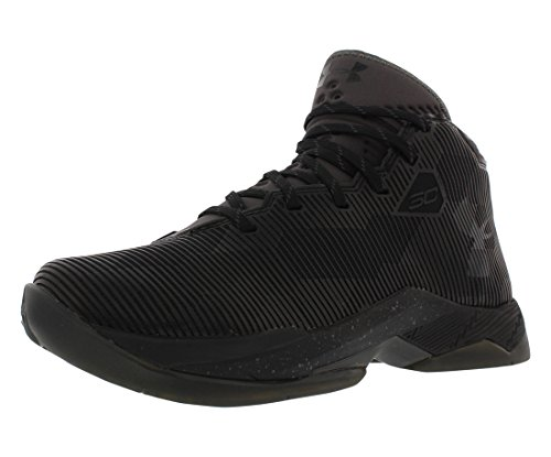 Under Armour Kids Boy s UA Curry 2.5 (Big Kid) Black/Charcoal/Charcoal