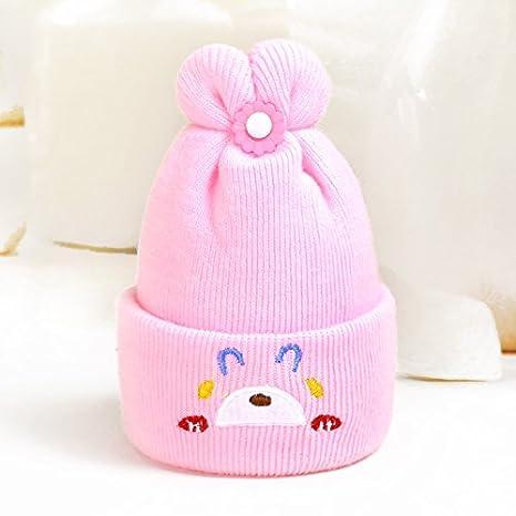danapp 0 - 6 meses bebé de cachemira sombrero recién nacido bebé ...