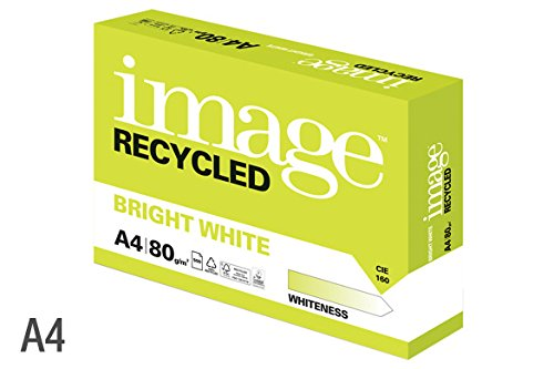 Image 69060 A4/210 x 297 mm Office Paper - Bright White (Pack of 5)