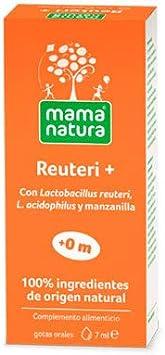 Schwabe Reuteri+ 7 ml; mama Natura 1 unidad 7 ml