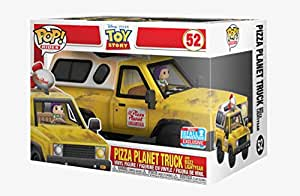 Toy Story Funko Pop! Rides Disney Pixar Pizza Planet Truck & Buzz Lightyear Vinyl Figure - 2018 Fall Convention Exclusive