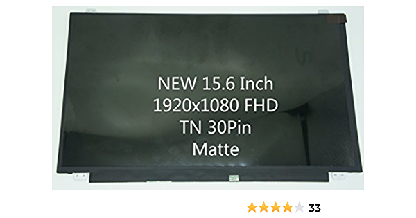 FHD 1920x1080 Matte LCD LED Display with Tools IPS SCREENARAMA New Screen Replacement for NV156FHM-N42 V8.1