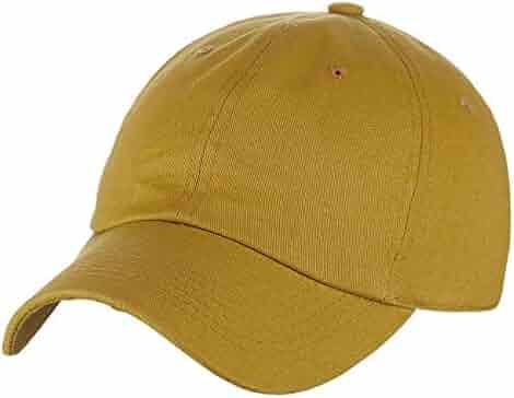 7d31c64e C.C Unisex Classic Blank Low Profile Cotton Unconstructed Baseball Cap Dad  Hat