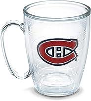 "Tervis 1049796""NHL Montreal Canadiens"" Mug, Emblem, 16"