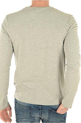 Redskins Herren T-Shirt grau grau