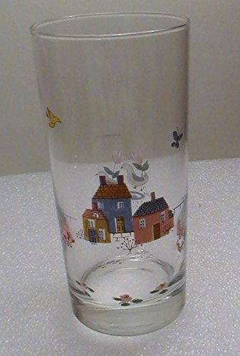 International Heartland Village 12 Oz. Glassware Tumbler Replacement- One Glass
