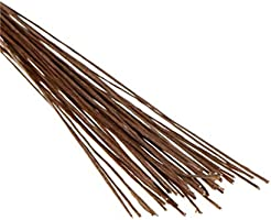 50PCS #26 Paper Wire 0.45mm//0.0177Inch Diameter 40cm Long Iron Wire Used