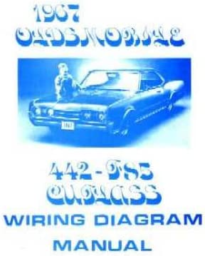 cutlass wiring diagram amazon com 1967 oldsmobile 442 cutlass f 85 wiring diagrams  1967 oldsmobile 442 cutlass f 85 wiring