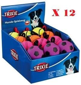 Juego de 12 pelotas Boing: Amazon.es: Productos para mascotas