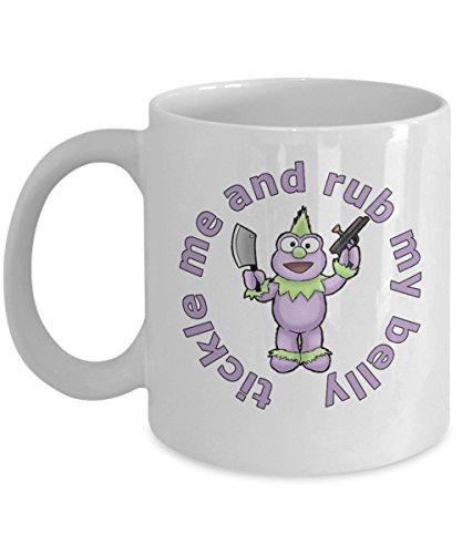 Mr McGibblets Funny Coffee Mugs