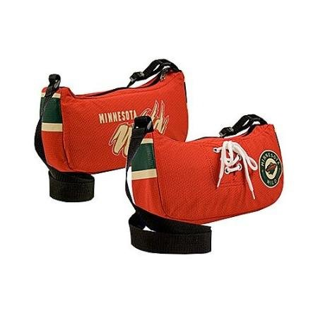 Image Unavailable. Image not available for. Color  NHL Minnesota Wild  Jersey Purse cbb1cf417