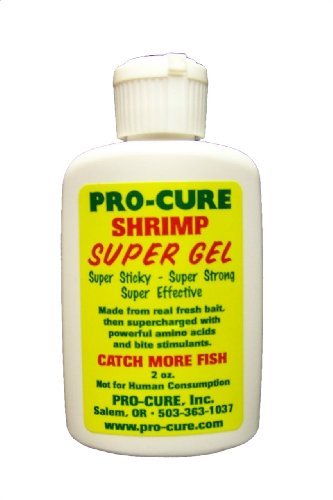 Procure Gel - Pro-Cure Shrimp Super Gel, 2 Ounce