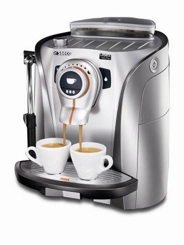 Saeco Odea Giro Plus, Titánico, 1500 W, 230 V, 50 Hz, 290 x 370 x 385 mm, 8500 g - Máquina de café: Amazon.es: Hogar