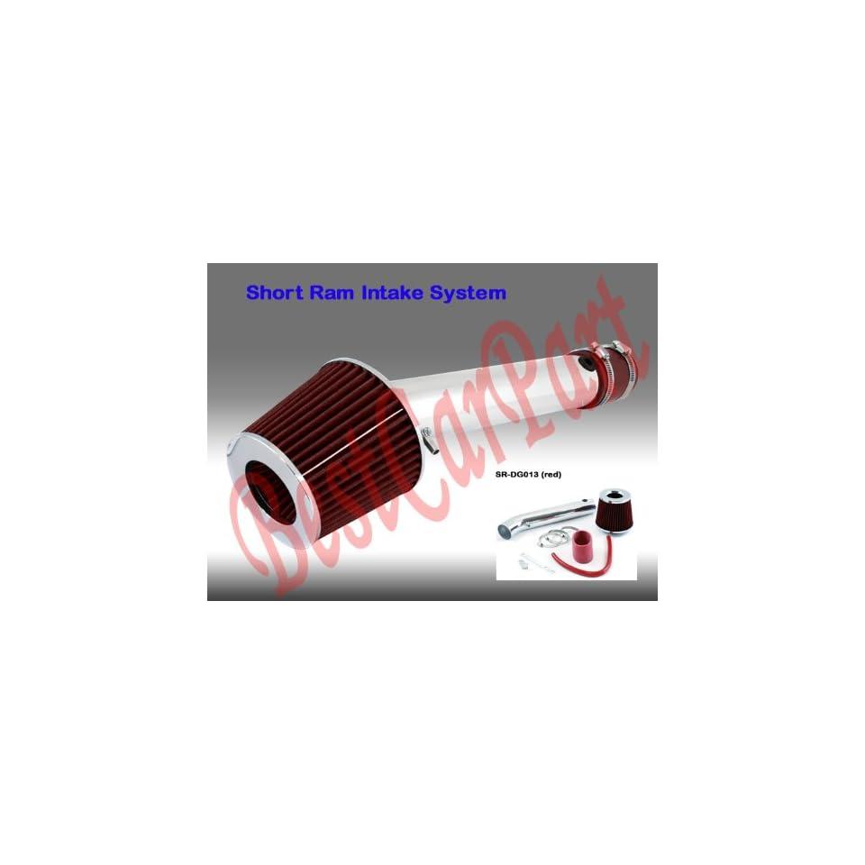 05 06 07 08 09 Dodge Charger/Magnum/ Chrysler 300 2.7 V6 Air Intake + Red Filter SRDG13R