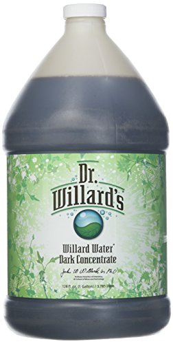 Willard Water Dark XXX Multi-Vitamin, 128 Fluid Ounce