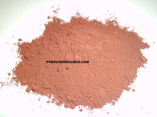 Red Iron Oxide - 1 lb (Rust Powder)