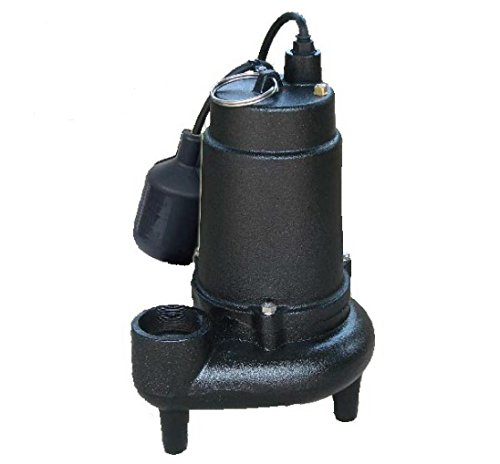 0.75 Hp Effluent Pump - 8
