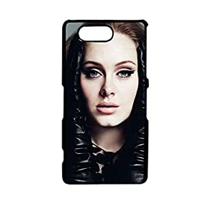 Generic Unique Phone Case For Kid Printing Adele For Sony Z3 Mini Choose Design 2