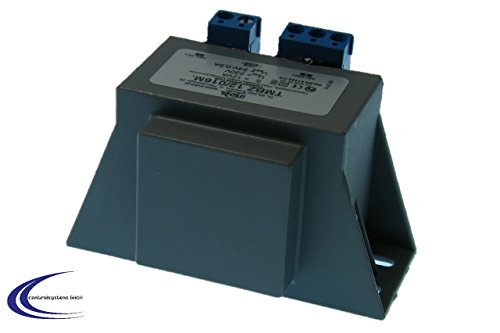 Netztrafo AC AC vergossen 230V auf 24V AC 0,5A mit Anschlußklemmen TRAFO