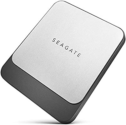 Seagate Fast SSD External Solid State Drive 3 5