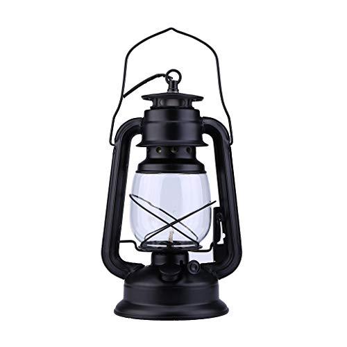 - Maikouhai E27 Retro Antique Vintage Rustic Lantern Lamp Wall Sconce Light Fixture Outdoor for Garden, Yard, Lawn, Pool, Pathway, 32x15x15cm (Black)