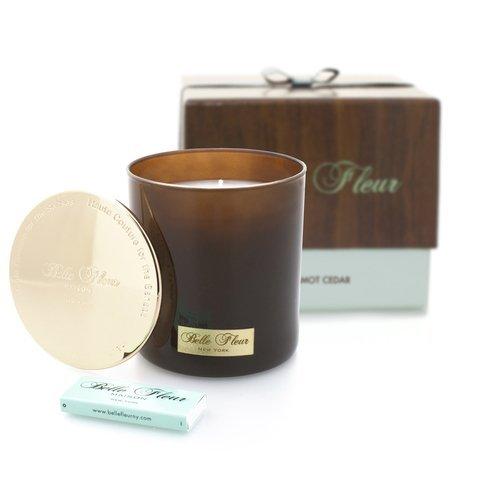 Belle Fleur - Bergamot Cedar Candle