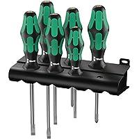 Wera Kraftform Screw Driver set 6PC 4Slt 2Ph by Wera