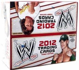 2012 Topps WWE Wrestling Hobby