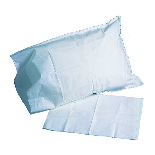 - PDC Healthcare SP-363 Disposable Pillowcase, Tissue/Poly, 21