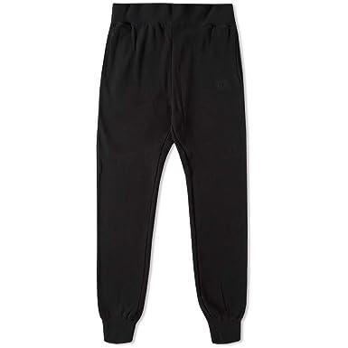 01a1c445 Stussy Tonal Stock Fleece Pant (Black) (X-Large) at Amazon Men's ...