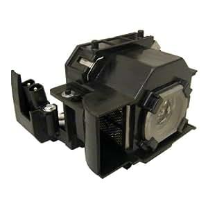 PHROG7 lampara de proyector para EPSON ELPLP33 - EPSON EMP-540, EMP-RWD1, EMP-S3, EMP-S3L, EMP-TW20, EMP-TW20H, EMP-TWD1, EMP-TWD3, MovieMate 25, MovieMate 30S, PowerLite Home 20, PowerLite S3, TWD1