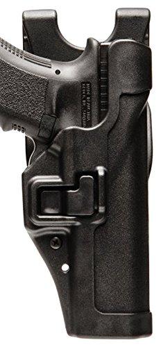 BlackHawk Serpa Level 2 Duty Holster For Glock 17 Left Hand - Hand Left Shifter