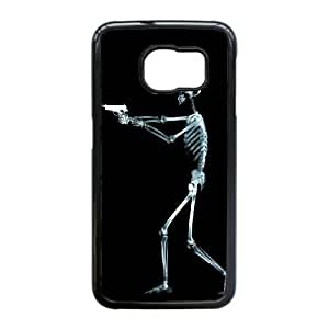 Designed High Quality X ray Image , Only Fit Samsung Galaxy S6 Edge