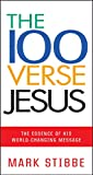 img - for The 100 Verse Jesus book / textbook / text book