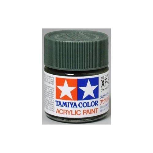 Tamiya Acrylic XF65, Flat Field Grey