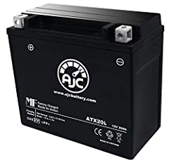 Battery is compatible with these Brands: IMZ Ural. High impact PP case for maximum vibration resistance. Exact OEM replacement guaranteed to fit easily and precisely. Important: You Must Re-use your existing cabling and hardware. These are re...