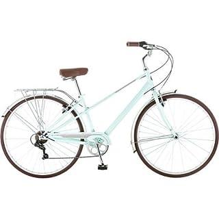 700c Schwinn Admiral Women's Hybrid Bike, Blue